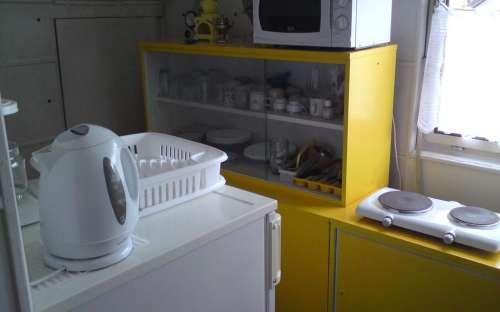 Penzion Sobotín - kuchyně