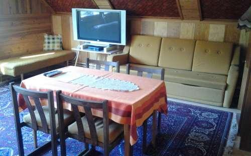 Penzion Sobotín - obývák