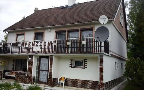 Pension Eva Sobotin, Jeseniky-gebergte, regio Olomouc