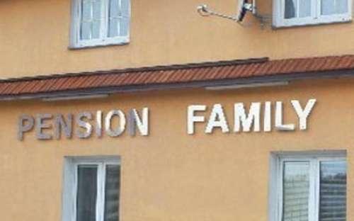 Pension Family - levné apartmány Mělník