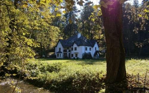 Penzion a restaurace Hamr, Terezino Údolí, Nové Hrady - Jihočesko