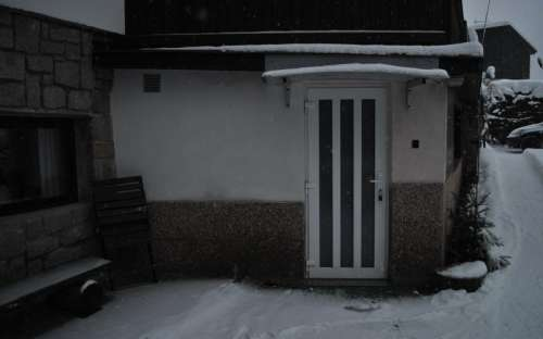 Dvoulůžkový pokoj penzion Ludmila