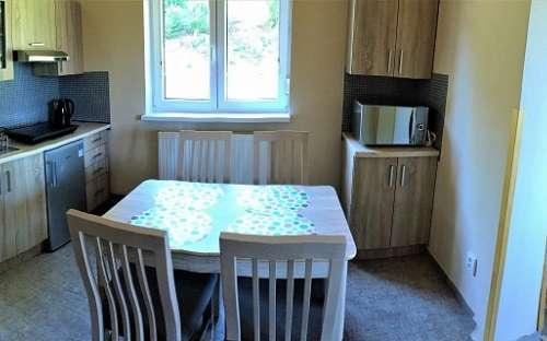 Apartmán 1 – 4 lůžkový apartmán