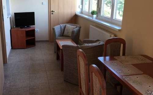 Apartmán 2 - 4 lůžkový apartmán