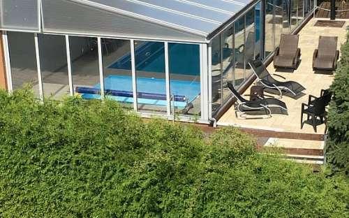 Apartments mit Schwimmbad und Wellness