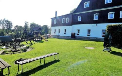 Pension Hubertus - Doubice, Svizzera boema