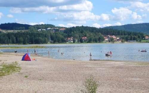 Penzion Jája Lipno, jižní Čechy