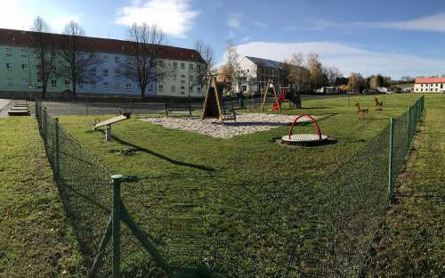 Pension Janovice - Kinderspielplatz