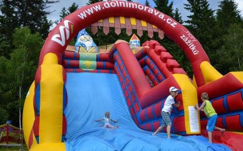 Dětský Fun Park Dolní Morava