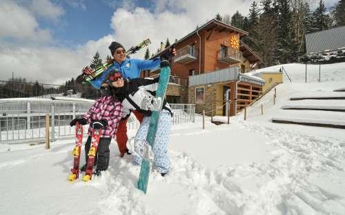 Dolní Morava Relax & Sport Resort Rentals