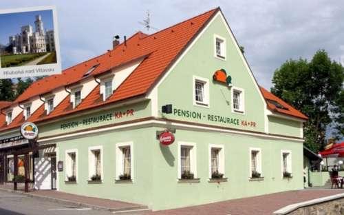 Pension KA.PR, jižní Čechy