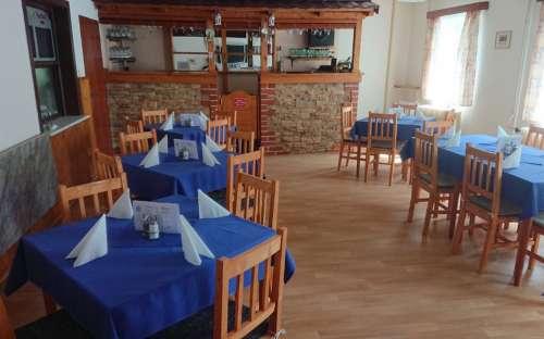 Penzion Kamila - restaurace