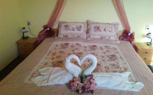 Svatební apartmán