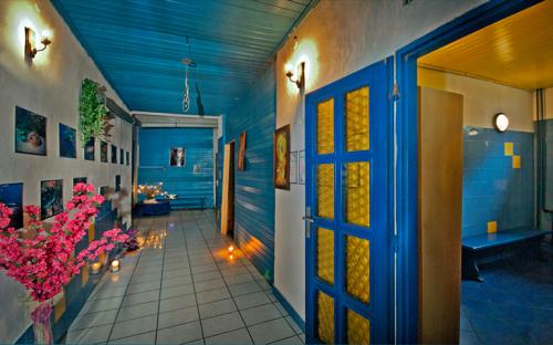 Welness centrum v penzionu Koliba