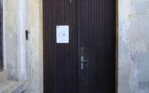 Hlavní vchod (od Severu)