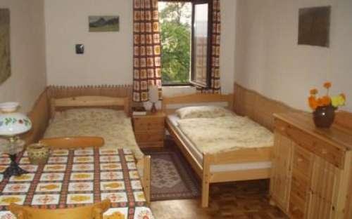 Dvoulůžkové pokoje