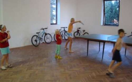 Taneční a sportovní sál