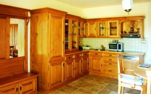 Penzion Kutna - kuchyně