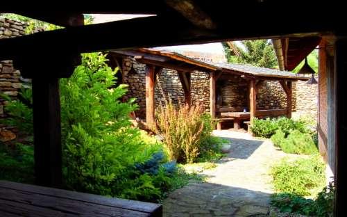 Penzion Kutna - zahrada
