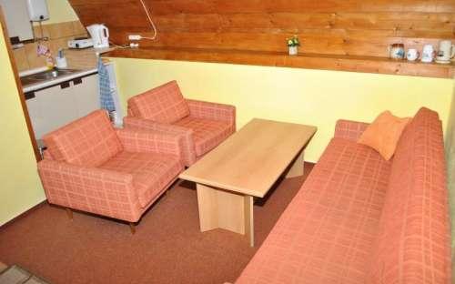 apartmán č. 2 5 lůžek + přistýlky