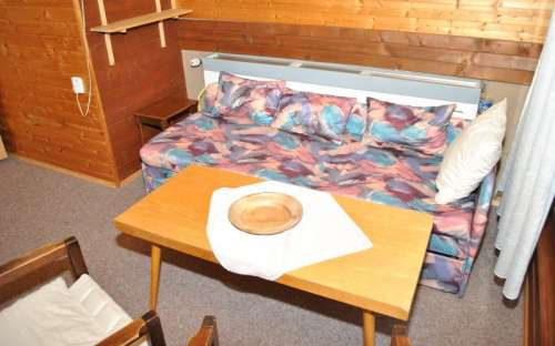 apartmán č. 1 - 4 pevná lůžka, možnost přistýlky