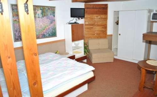 apartmán č. 1 Krkonoše