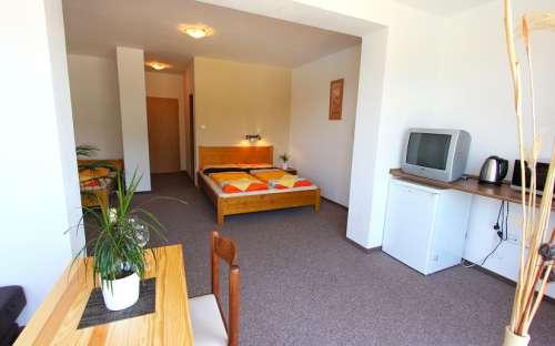 LUX-kamer in het gastenverblijf