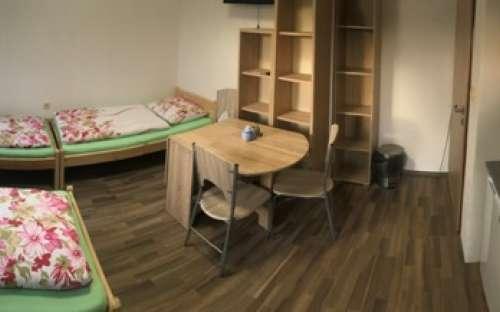 Bytové studio č. 4 pro 3 osoby v penzionu Marie Magdalenka