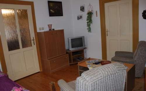 Apartmán - Obývací pokoj (2x samostatné lůžko + přistýlka)