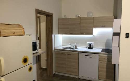 アパートメントM1(8人まで)-キッチン