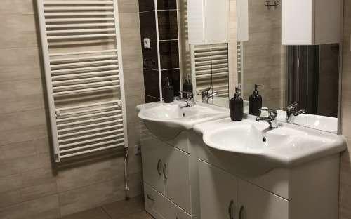 アパートメントM1(8名様まで)-バスルーム