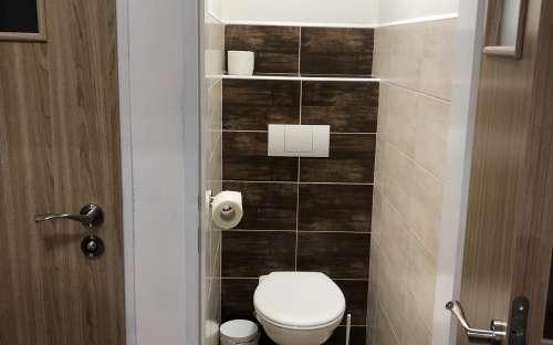 アパートメントM1(最大8人)-トイレ