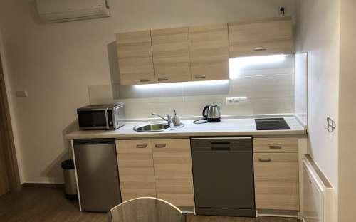 アパートメントM3(5名様まで)-簡易キッチン