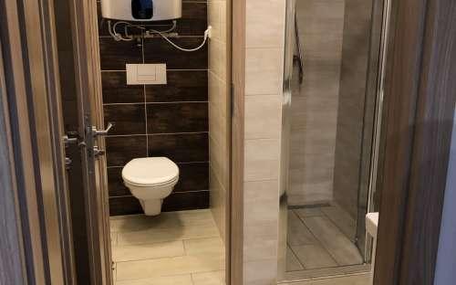 アパートメントM3(最大5人)-トイレ付きバスルーム