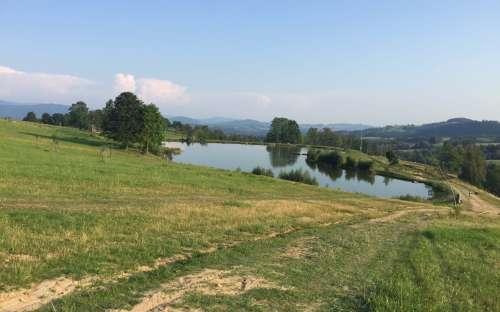 池素晴らしいイェセニーキ山脈