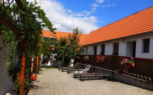 Penzion Mezilesí - jižní Čechy, Šumava