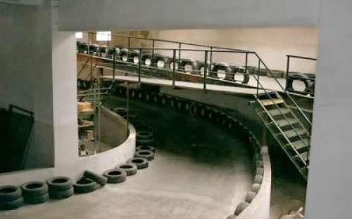 Motokárová dráha