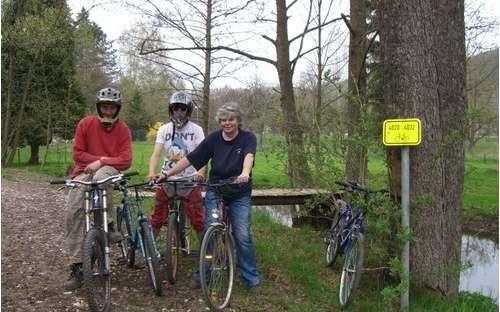 Cyklistika v okolí (půjčovna kol)