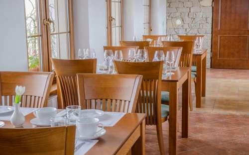 Restaurace Mušlov