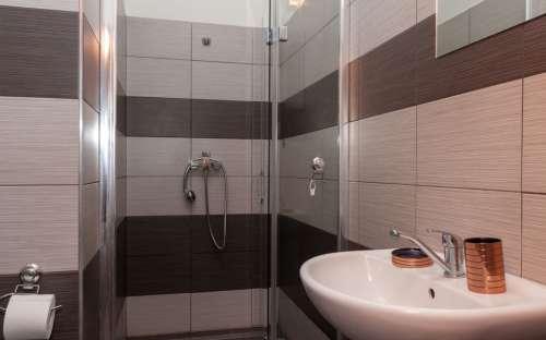 Zimmer Nr. 1 - Badezimmer