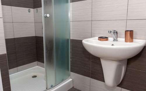 Apartmán č. 4 - koupelna