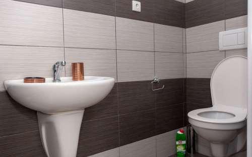 アパートメントNo. 4-トイレ