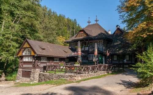 Jurkovic Peklo - Jurkovičova chata