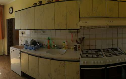 Kitchen in the guesthouse