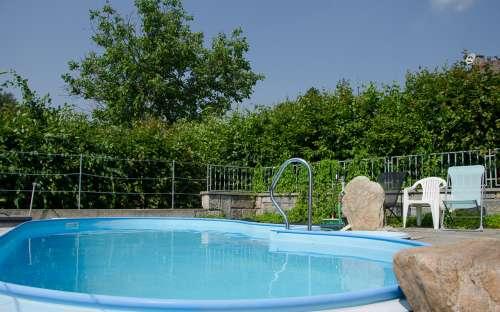 Penzion s bazénem