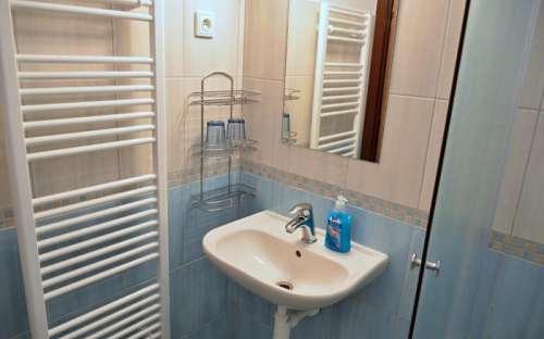 Penzion Pálava - koupelny v penzionu