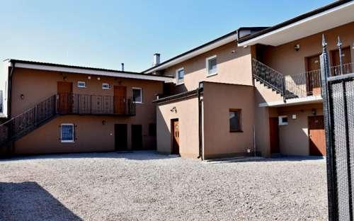 Penzion Pálava, ubytování apartmány Nové Mlýny na jižní Moravě