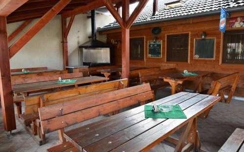 Restaurace v penzionu Pálava