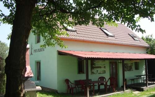 Penzion pod Dubem, Domanin, Südböhmen in Trebon