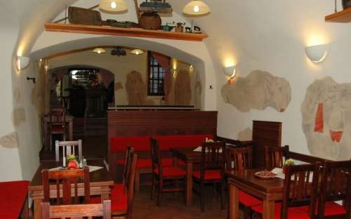 Pension and restaurant under the Town Hall - South Bohemia